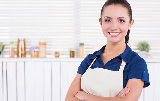 Treinamento de Empregada para Personal Organizer