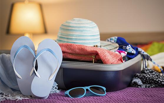 Organização de Malas e Viagens para Personal Organizer