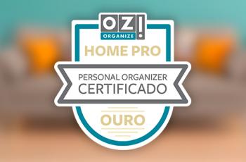 Lançamento da Certificação Ouro OZ! Home PRO