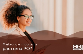 Marketing para personal organizer é importante?